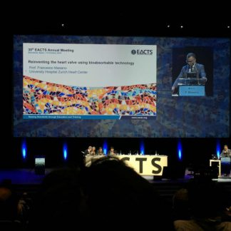 Xeltis two steps closer to redefining heart valve replacement: highlights from EACTS 2016