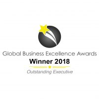 Xeltis CEO wins Global Business Excellence Award for Outstanding Executive