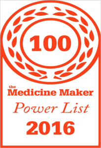 Power List 2016 logo